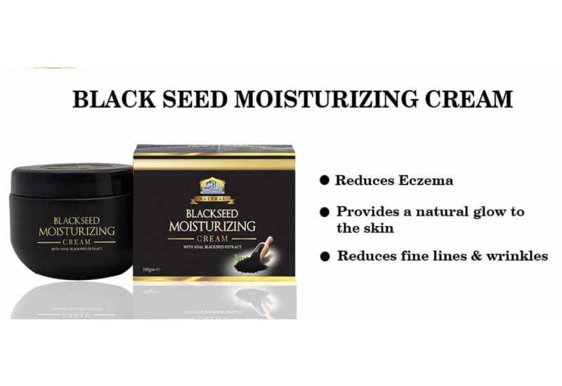 Black Seed Moisturizing Cream by Al-Khair ( Islamic New cream )